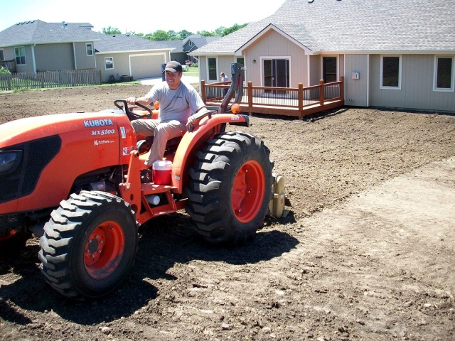 Professional Soil/ Clay cultivation and preparation for Seeding in Manhattan, Kansas