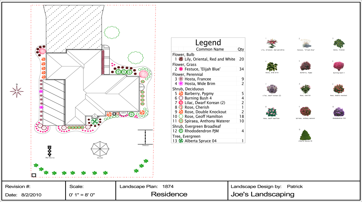 Landscape design valleyscapes for Autocad landscape architecture