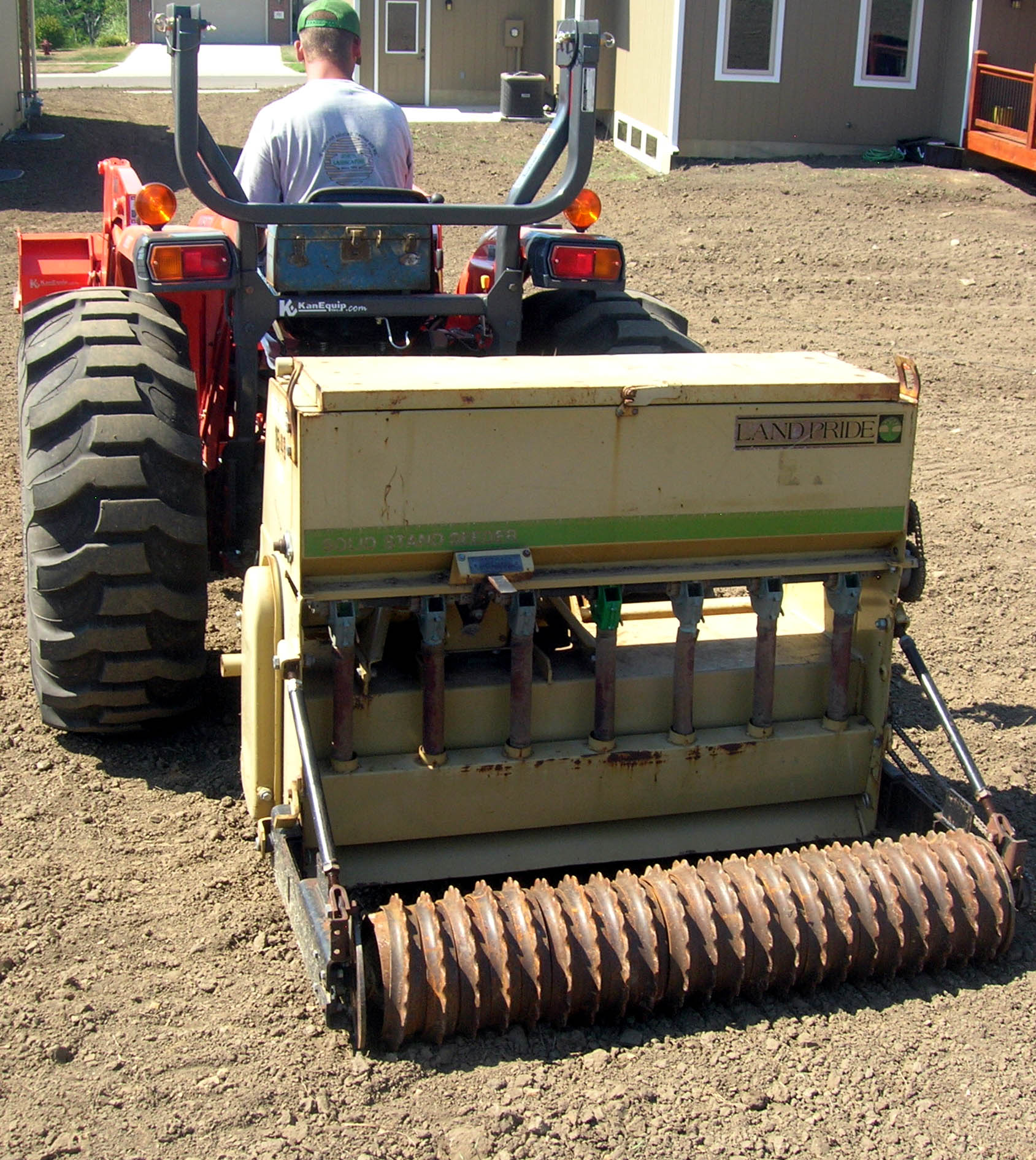 Seeding Overseeding Valleyscapes