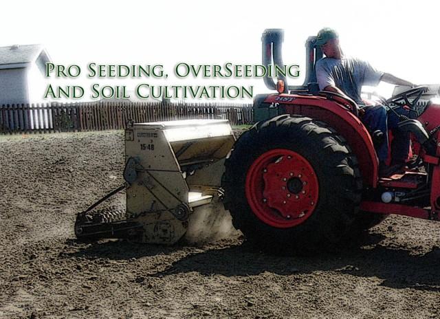 Manhattan KS Topeka KS Lawn Seeding